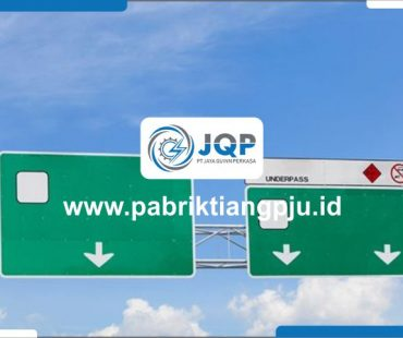 Jual Tiang Rambu Lalu Lintas dan Petunjuk Jalan Mataram